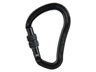CARABINER Singing HECTOR screw (HMS)(K0114BB00, screw, black)