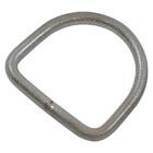 Кольцо Крок D-ринг фурнитурное 6 мм