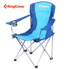 Кресло скл. cталь King Camp Arms Chair 84Х50Х96 синий