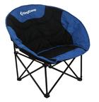 Кресло скл. cталь King Camp Moon Leisure Chair синий 3816 84Х70Х80