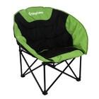 Кресло скл. cталь King Camp Moon Leisure Chair зелен 3816 84Х70Х8