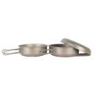 Набор посуды NZ TBS-500 пиалы (титан) 400 и 500мл