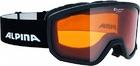 Очки горнолыжные Alpina SCARABEO S DH black DH S2 / DH S2