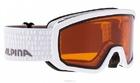 Очки горнолыжные Alpina SCARABEO S DH white  DH S2 / DH S2 (S40)