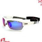 Солнцезащитные очки BRENDA мод. QJ168D2 white-grey/smoke поляризация
