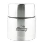 Термос Tramp с широким горлом 0,7 литра TRC-078 (серый)