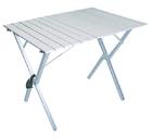 Стол TRF-008 (85x55x70cm,алюминий) TRAMP