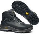 Высокие ботинки на шнуровке 12801