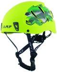 Каска CAMP  ARMOUR  lime/green