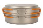 Титановая кастрюля NZ TS-016 950 (0,95 л)