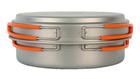 Титановая кастрюля NZ Ti Cookware TS-017 1250 (1,25 л)