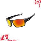 Солнцезащитные очки BRENDA мод. G075-2 mblack/red revo