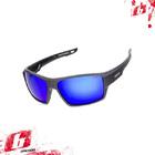 Солнцезащитные очки BRENDA мод. G075-3 mblack/blue revo