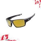Солнцезащитные очки BRENDA мод. G075-4 mblack/gold revo