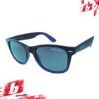 Солнцезащитные очки Brenda  P8001 m.black-blue-smoke