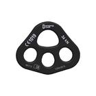 Такелажная пластина Singing Rock Rigging Plate 1/3, Black, (SR RK713BB00)