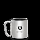 Термокружка невакуумная, Арктика, 450 мл,Серия 801-450К с карабином