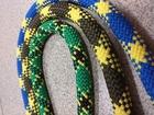 Верёвка страховочно-спасательная статическая д.10 цветная