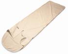 Вкладыш в спальный мешок-одеяло Talberg Sheet Liner Travel 90х220х90